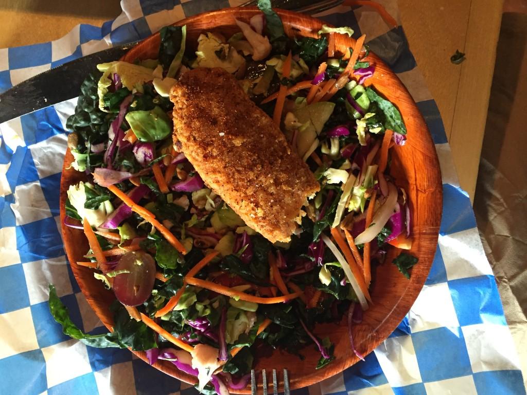 Good Bird Kale Salad