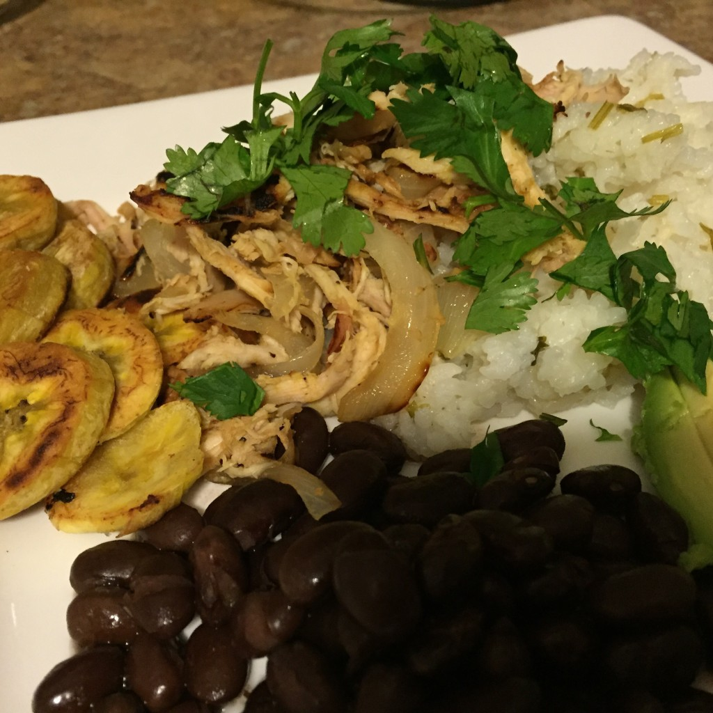 Cuban Citrus Chicken
